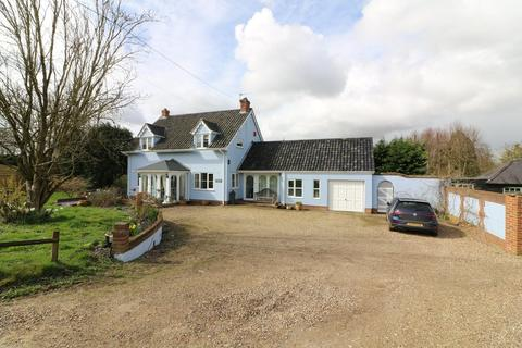 5 bedroom detached house for sale - Rectory Hill, Rickinghall, Diss
