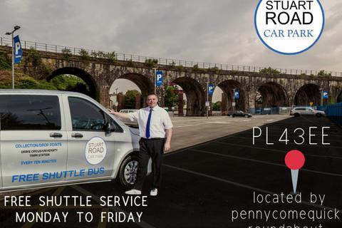 Parking to rent - STUDENT PASS STUART ROAD CARPARK