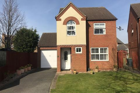 3 bedroom detached house for sale - Gloucester Close, Bracebridge Heath, Lincoln