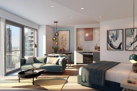 Studio for sale - Aspen, Consort Place, Marsh Wall, E14
