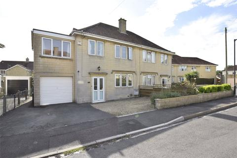 4 bedroom semi-detached house for sale - Clare Gardens, Bath, Somerset, BA2