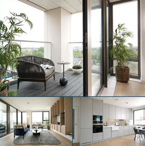2 bedroom flat for sale - Carlton Drive, London, SW15