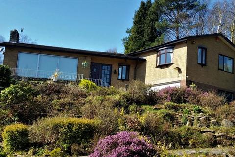4 bedroom detached bungalow for sale - Heather Hills, Stockton Brook, Staffordshire, ST13