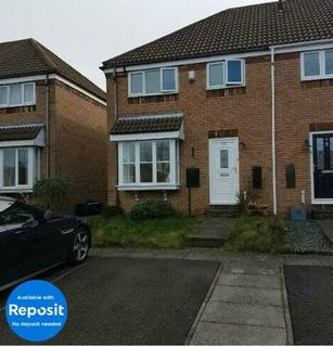 3 bedroom semi-detached house to rent - Lilburn Close, East Boldon, Tyne and Wear