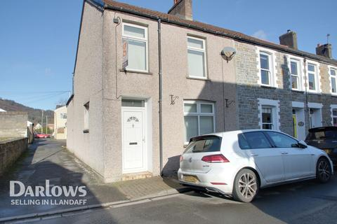 2 bedroom end of terrace house for sale - Anchor Street, Cardiff