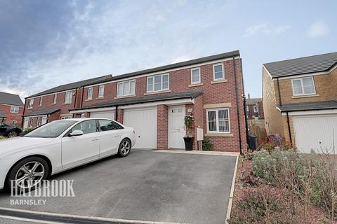 3 bedroom semi-detached house for sale - Mitchells Terrace, Wombwell