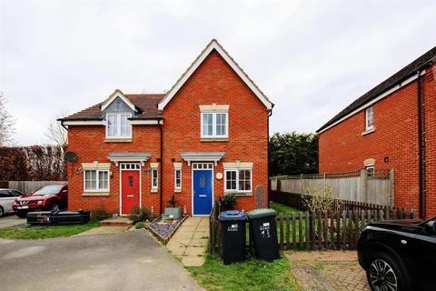 2 bedroom semi-detached house for sale - Gadwall Way, Soham