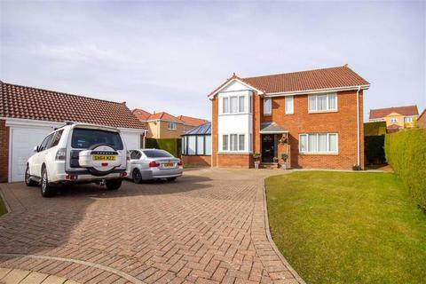5 bedroom detached house for sale - Meadow Grange, Berwick-upon-Tweed, Northumberland, TD15