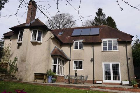 5 bedroom detached house for sale - Parc Wern Road, Sketty, Swansea