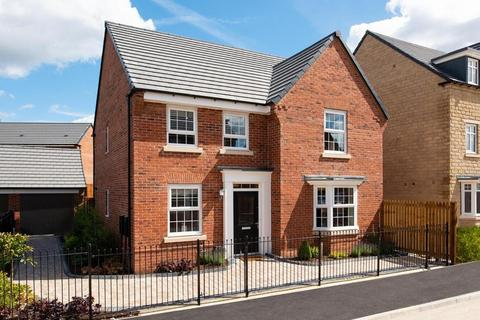 4 bedroom detached house for sale - Plot 107, Holden at Marham Park, Great Hall Drive, Bury St Edmunds, Bury Saint Edmunds IP32