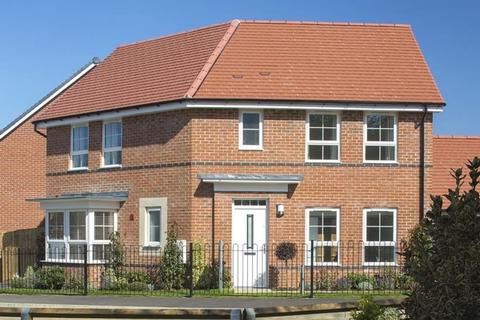 3 bedroom end of terrace house for sale - Plot 64, Faringdon at Northstowe, Cambridgeshire, Pedersen Way, Cambridge CB24