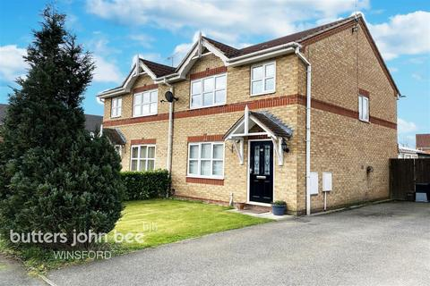 3 bedroom semi-detached house for sale - Rosewood  Drive, Winsford