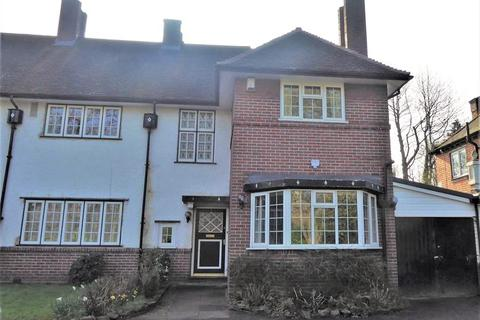 3 bedroom semi-detached house to rent - Russell Road, Moseley , Birmingham, B13 8RA