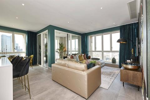 2 bedroom penthouse for sale - The Symphony, Blackwall Reach, London, E14