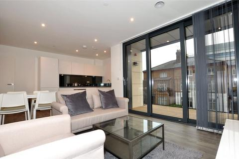 1 bedroom apartment to rent - Epsom House, 2 Fairfield Avenue, Staines-upon-Thames, Surrey, TW18