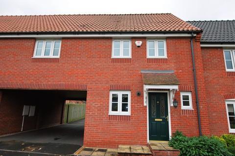 3 bedroom terraced house to rent - Acton Hall Walks, Wrexham