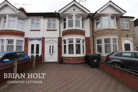 3 bedroom terraced house to rent - Dartmouth Road, Off Ansty Road