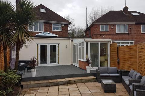 3 bedroom detached house for sale - Garland Crescent, Leicester