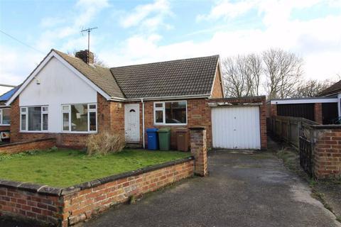 2 bedroom semi-detached bungalow for sale - Leys Lane, Skipsea, East Yorkshire