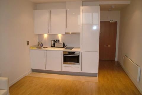 Studio to rent - Bromyard House, Bromyard Avenue, Acton W3 7BY