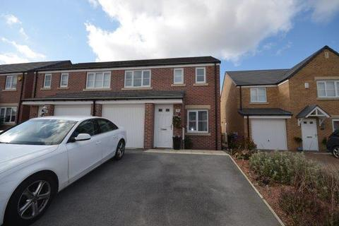 3 bedroom semi-detached house for sale - Mitchells Terrace, Wombwell, Barnsley