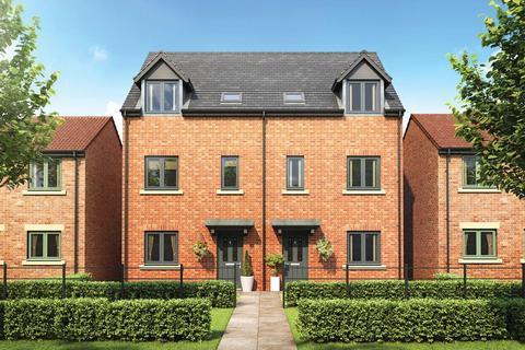 3 bedroom townhouse for sale - West Park Garden Village, Edward Pease Way, Darlington