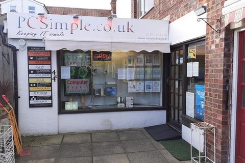 Shop for sale - 44e Station Road, Sheringham, Norfolk