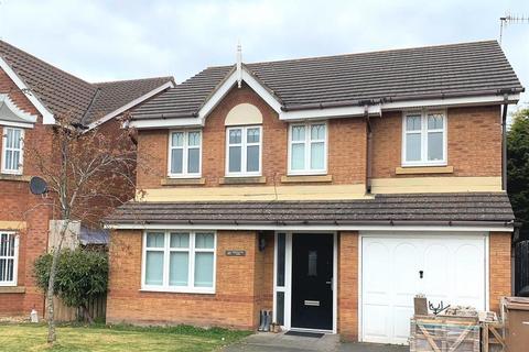 4 bedroom detached house for sale - Dorchester Park, Noctorum, Wirral, CH43 9HD