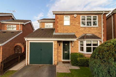 3 bedroom detached house for sale - Malia Road, Tapton, Chesterfield, S41 0UF