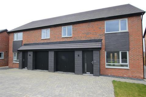 4 bedroom semi-detached house for sale - Keels Gardens, Barley Croft, Bedlington, Nothumbeland