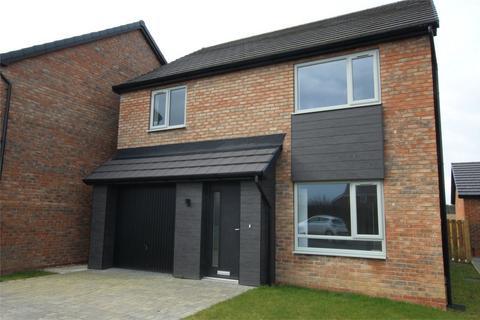4 bedroom detached house for sale - Keels Gardens, Barley Croft, Bedlington, Nothumbeland