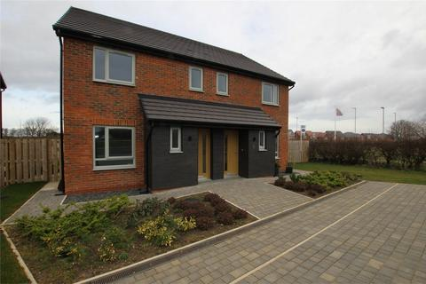 3 bedroom semi-detached house for sale - Fitzgerald Place, Barley Croft, Bedlington, Nothumberland