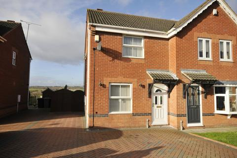 2 bedroom semi-detached house for sale - Cherry Tree Drive, Duckmanton, Chesterfield