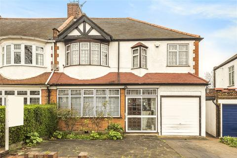 4 bedroom end of terrace house for sale - Bowes Road, Arnos Grove, London, N11