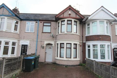 3 bedroom terraced house to rent - Morris Avenue, Stoke, Coventry, CV2 5GW