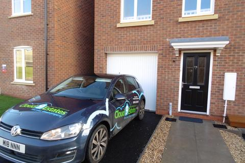 5 bedroom semi-detached house to rent - Surrey Drive, Coventry, CV3 1PL