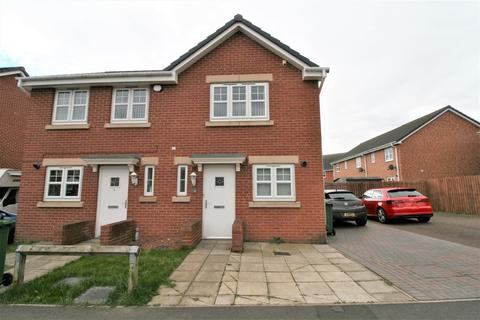 2 bedroom semi-detached house to rent - Weddell Court, Thornaby, Stockton-on-Tees