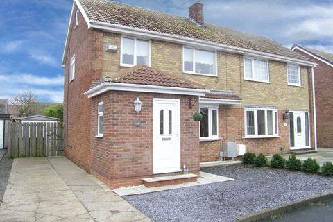 3 bedroom semi-detached house for sale - Summergangs Drive, Thorngumbald