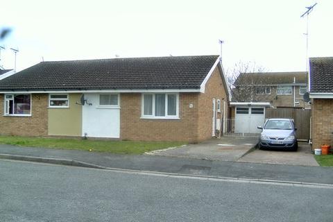 2 bedroom semi-detached bungalow to rent - Lon Islwyn, Prestatyn