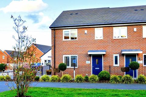 3 bedroom semi-detached house for sale - Blythe Fields, Uttoxeter Road, Stoke-On-Trent