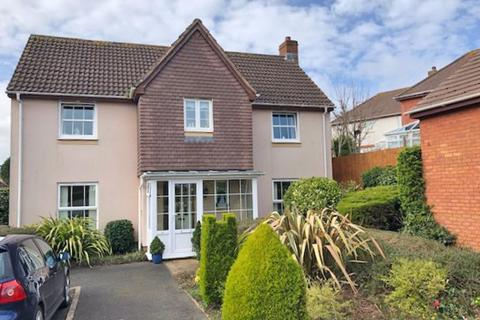 4 bedroom detached house for sale - Newlands Road, Sidmouth
