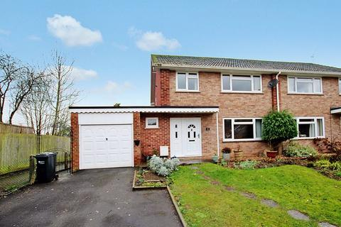 3 bedroom semi-detached house to rent - Fownhope