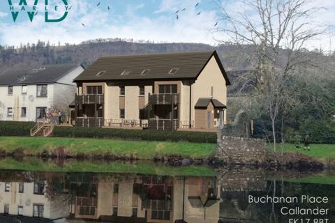 2 bedroom flat for sale - Buchanan Place, Callander, FK17