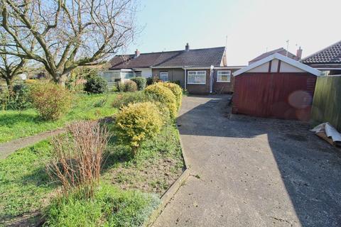 3 bedroom semi-detached bungalow for sale - Mill Lane, Brandesburton
