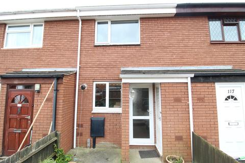 2 bedroom terraced house to rent - Trueway Drive, Shepshed, Loughborough