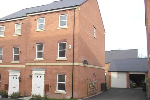 4 bedroom semi-detached house to rent - Willow Drive, Cheddleton