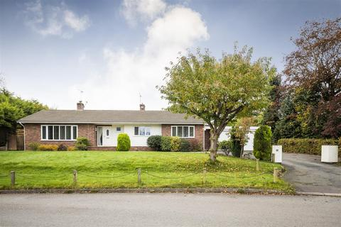 4 bedroom detached bungalow for sale - Station Lane, Mickle Trafford, Chester