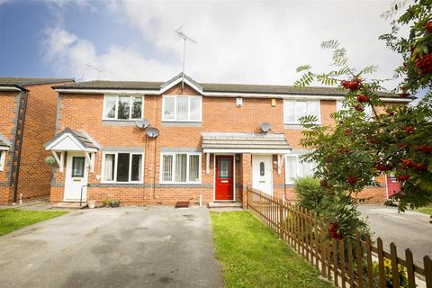 2 bedroom terraced house to rent - Woodall Avenue, Saltney, Chester