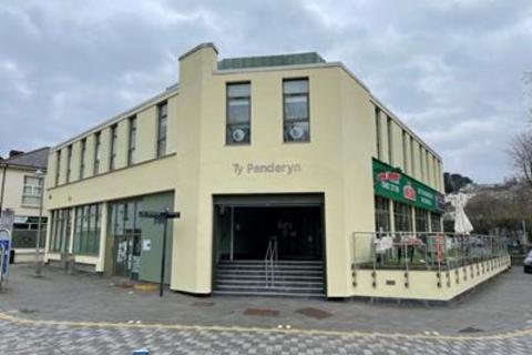 Office to rent - Ty Penderyn , High Street , Merthyr Tydfil
