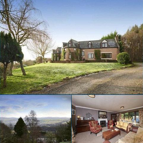 5 bedroom detached house for sale - Leachkin Lodge, Leachkin, Inverness, IV3